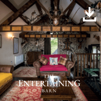Entertaining Barn